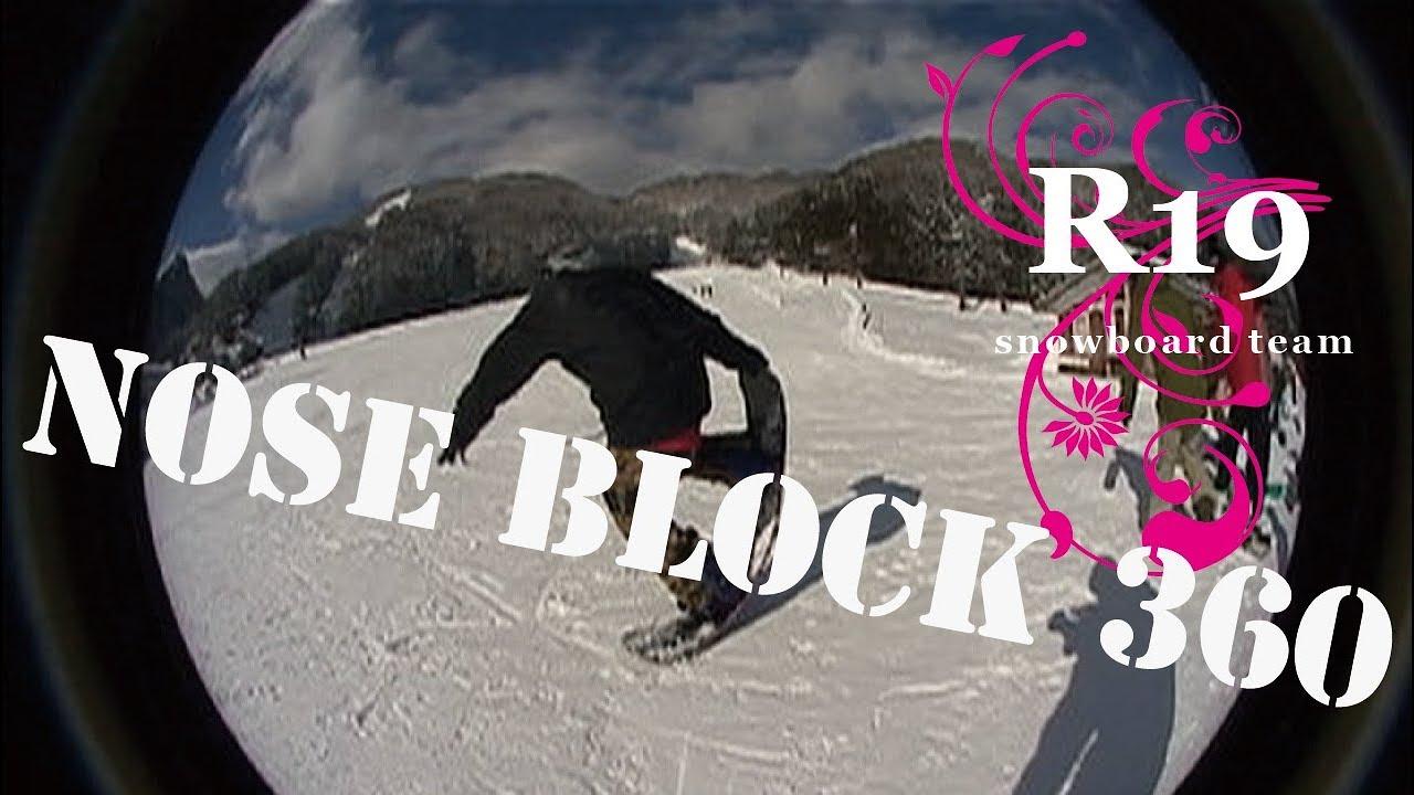 Noseblock360